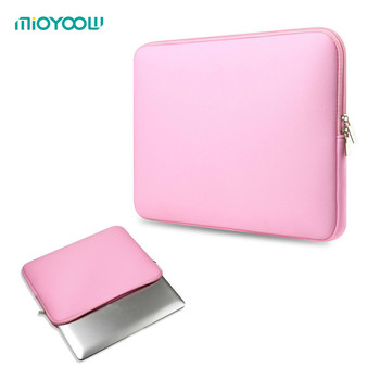 2017 New 11 13 15 15.6 inch Laptop Bag Case Laptop Sleeve For Macbook Air 13 Pro Retina 15 Notebook Bags For Xiaomi Air